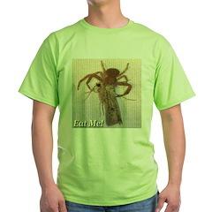 Crab Spider Eat Me T-Shirt