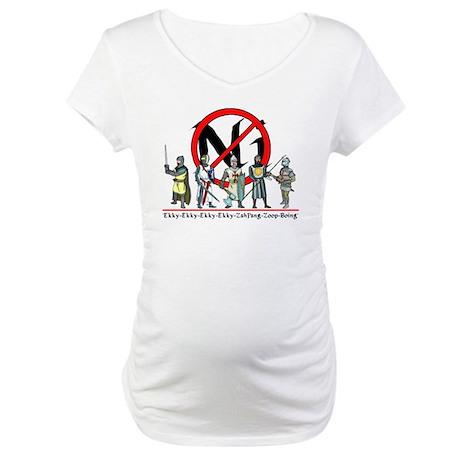 Knights 2 Ekky Maternity T-Shirt