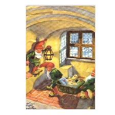 Glædekig Jul Postcards (Package of 8)