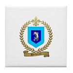 DECHAINE Family Crest Tile Coaster