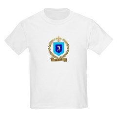 DECHAINE Family Crest T-Shirt