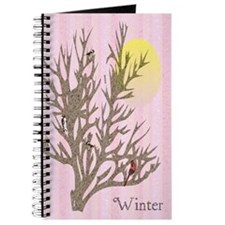 Winter Birds & Tree Journal