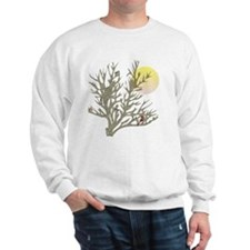 Winter Birds & Tree Sweatshirt