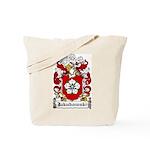Jakubowski Family Crest Tote Bag