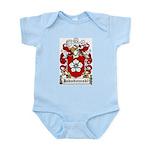 Jakubowski Family Crest Infant Creeper
