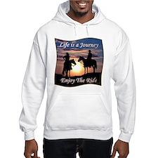 Life is a Journey - Hoodie Sweatshirt