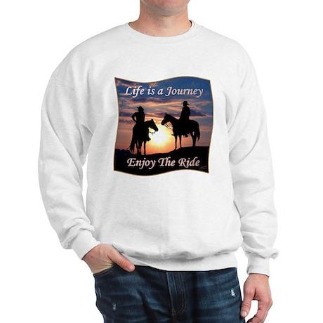 Life is a Journey - Sweatshirt