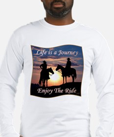 Life is a Journey - Long Sleeve T-Shirt
