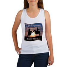 Life is a Journey - Women's Tank Top