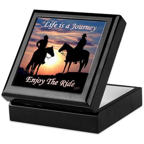 Life is a Journey - Keepsake Box