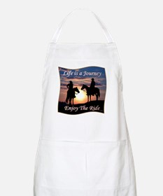 Life is a Journey - BBQ Apron