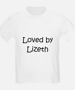 Unique Lizeth T-Shirt