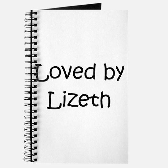 Unique Lizeth Journal