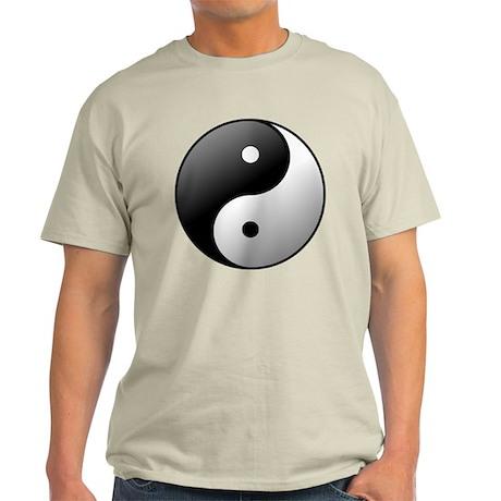 Yin Yang Light T-Shirt