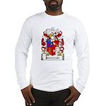 Jaworski Family Crest Long Sleeve T-Shirt