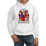 Jaworski Family Crest Hooded Sweatshirt