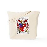Jaworski Family Crest Tote Bag