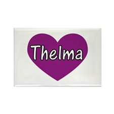Thelma Rectangle Magnet