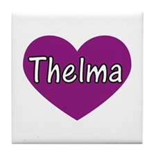 Thelma Tile Coaster