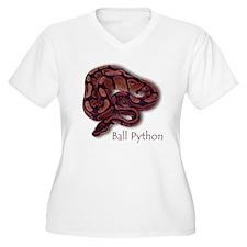 Funny Ball python T-Shirt