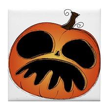 'Scary Jack' Tile Coaster