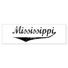 Mississippi Bumper Bumper Sticker