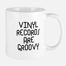 Vinyl Records Mug