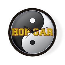 Hop Gar Wall Clock
