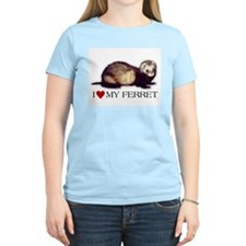 I love my ferret T-Shirt