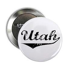 "Utah 2.25"" Button"