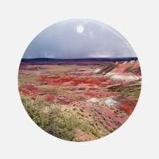 Painted Desert Ornament (Round)