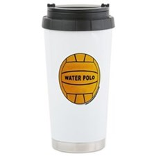 Water Polo Travel Coffee Mug