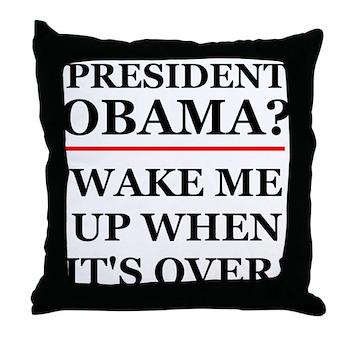 President Obama? Throw Pillow