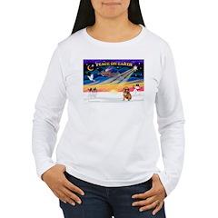 XmasSunrise/Brusels Griffon T-Shirt