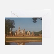 Thai Temples #1 Greeting Cards (Pk of 10)