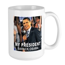 My President (Crowd) Mug
