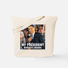 My President (Crowd) Tote Bag