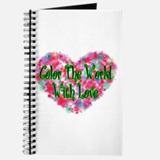 Color The World Journal