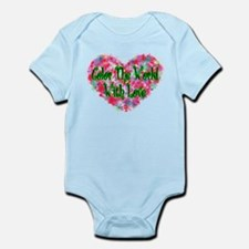 Color The World Infant Bodysuit