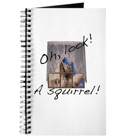 Look, A Squirrel Journal