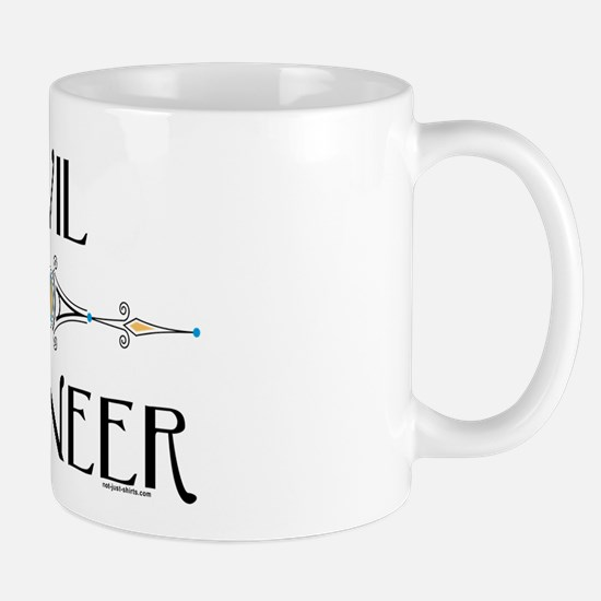 Civil Engineer Line Mug