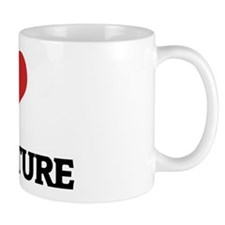 I Love Agriculture Coffee Mug