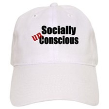 Socially unConscious Baseball Cap