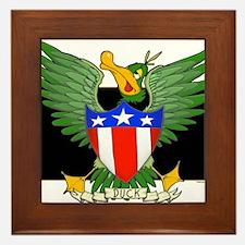 Trans-Fowl Framed Tile