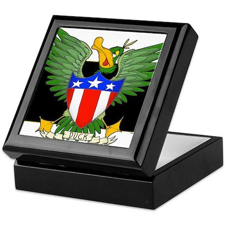 Trans-Fowl Keepsake Box