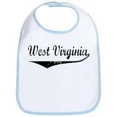 West Virginia Bib