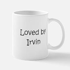 Cute Irvin name Mug