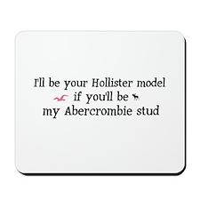 Hollister Mousepad