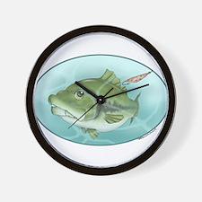Real Bass Wall Clock
