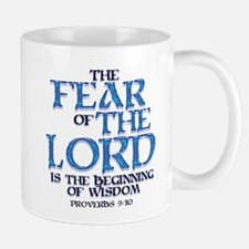 Fear of the Lord Mug
